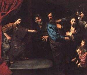 Innocence of Susanna Valentin de Boulogne